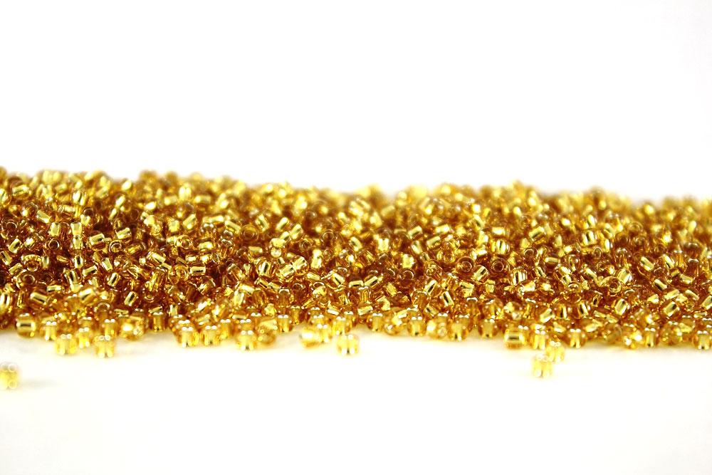 Бисер TOHO 11 0 0022B золотистый купить в интернет магазине ТопБисер.ру ea39bfbce779a